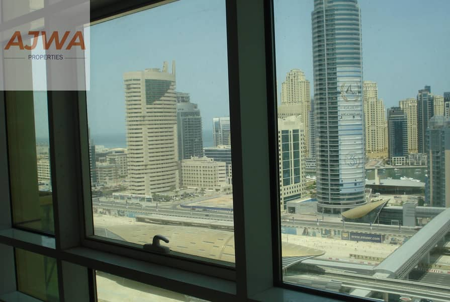 86 For Sale | Fully Furnished 1 BR | Opposite DMCC Metro