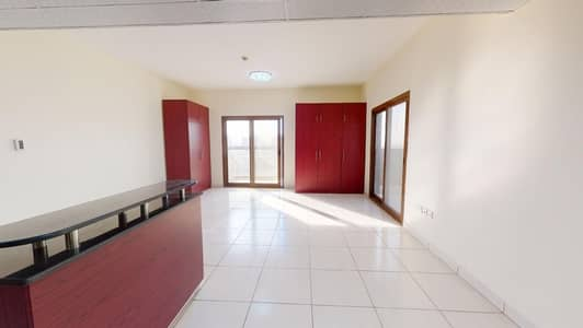 Studio for Rent in Jumeirah Village Triangle (JVT), Dubai - SMALL STUDIO AVAILABLE FOR RENT (ONE MONTH FREE NO COMMISSION