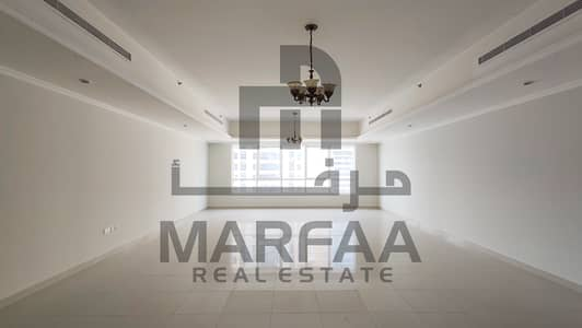 4 Bedroom Flat for Rent in Al Qasba, Sharjah - Huge 4BHK with Master bed - Maids room-A/C FREE+Parking NO COMMISSION