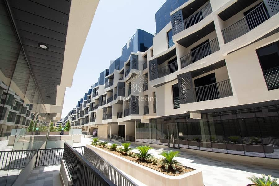 18 Modern & New Unfurnished Unit - Perfect Deal in Lively Community
