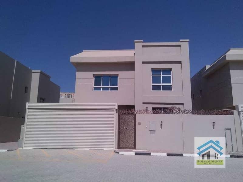 Brand New 5 Master Bedrooms Hall Plus 7 washrooms Villa Available for Sale At The Corniche Ajman , Price || 16,00,000 || Al Rumaila || Ajman, UAE