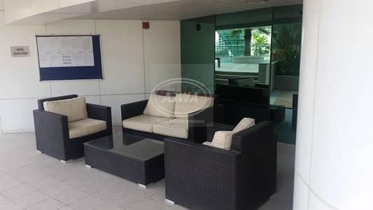 محل تجاري  للايجار في أبراج بحيرات الجميرا، دبي - For Rent - Semi fitted shop opposite metro station