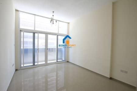 فلیٹ 1 غرفة نوم للايجار في مدينة دبي الرياضية، دبي - Beautiful-1 BHK Like 2BHK-With Partition-Unfurnished-DSC.