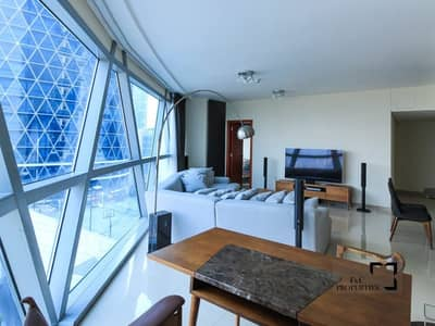 Luxuriously Furnished 2BR | Biggest Layout.