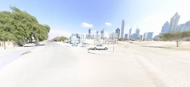 Plot for Sale in Al Satwa, Dubai - Land for Sale! Behind Sheikh Zayed