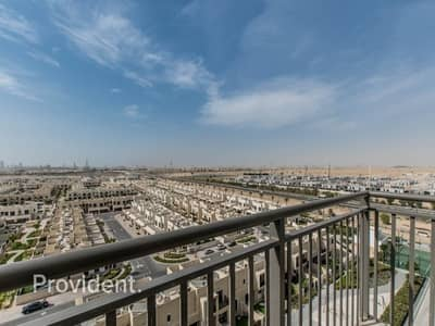 2 Bedroom Apartment for Sale in Town Square, Dubai - Stunning Community Views | Brand New and Large
