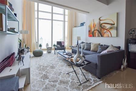 شقة 1 غرفة نوم للبيع في أبراج بحيرات الجميرا، دبي - Duplex Apartment   Very Spacious   1