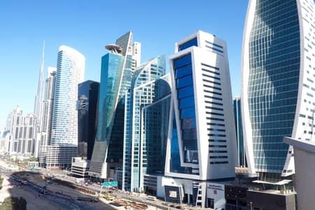 مکتب  للبيع في الخليج التجاري، دبي - Canal View Office For Sale Next to Business Bay Metro Station