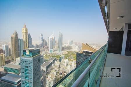 شقة 1 غرفة نوم للايجار في مركز دبي المالي العالمي، دبي - DIFC View | Vacant | Mid Floor | Burj Daman