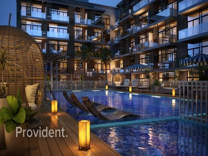 16 4% DLD Waiver | Brand New | Modern and Luxurious Living
