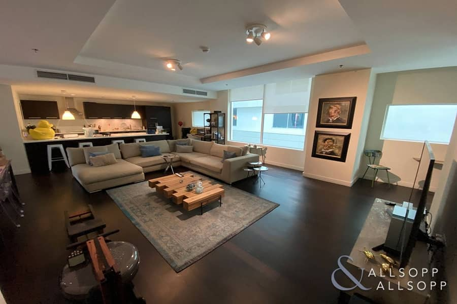 2 Bedrooms | Unfurnished | Available now