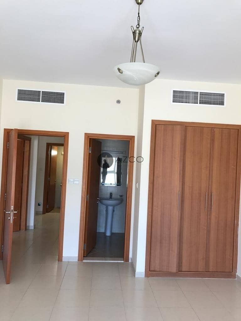 Huge Size   Ready to Move   Unfurnished 2BHK in Best Building of JVC