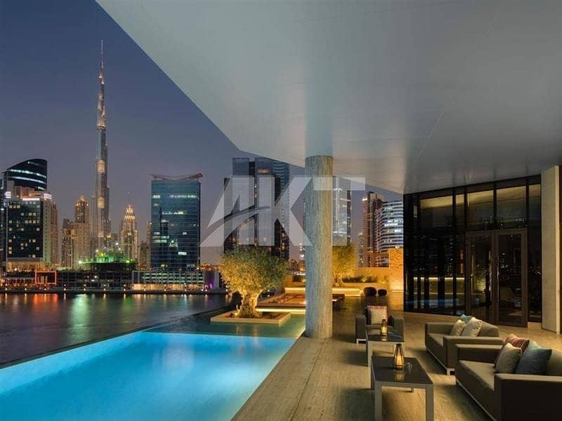 1 Full Floor / Luxurious 5 Bed / Penthouse / Volante