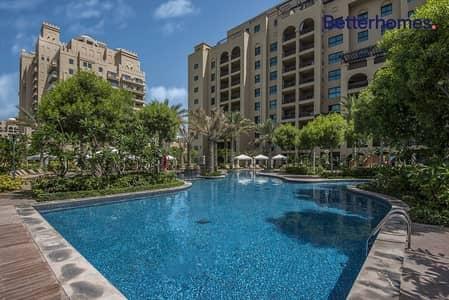 شقة 2 غرفة نوم للايجار في نخلة جميرا، دبي - Full Sea View | 2 Bed Plus Maids| Vacant soon