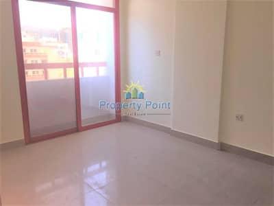 شقة 1 غرفة نوم للايجار في الوحدة، أبوظبي - Affordable Deal | Clean 1-bedroom Unit | Delma St. (corner Muroor Road)