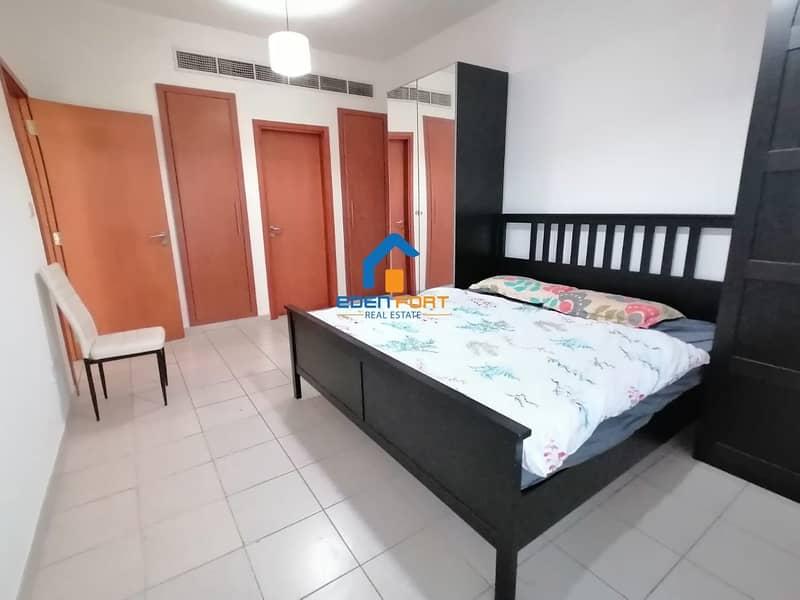 Furnished 1 Bed Room | Chiller Free | Al Ghozlan 3 | Greens