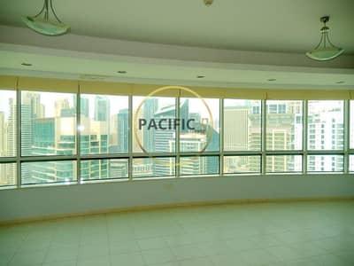 فلیٹ 4 غرف نوم للايجار في دبي مارينا، دبي - 4+Maid |  Stunning View  |  Fully Furnished