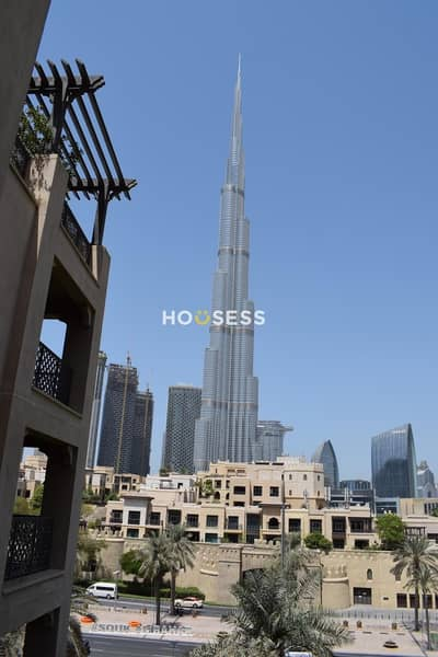 2 Bedroom Flat for Sale in Old Town, Dubai - Premium Burj view