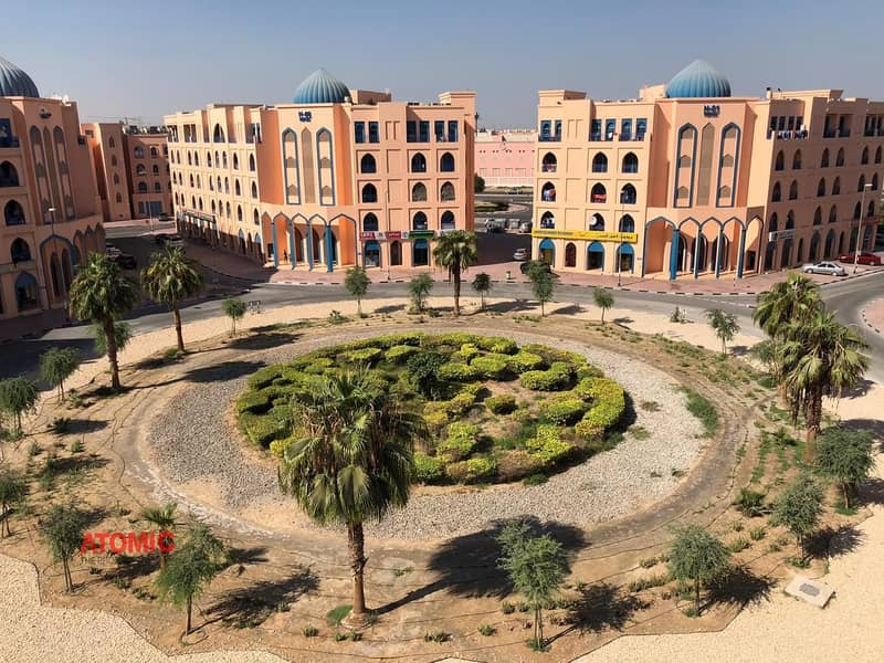14 Grab The Deal : Stunning And Very Nice One Bedroom With Balcony For Sale In Persia Cluster - ( CALL NOW ) =06