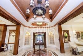 Luxury villa with custom-made furniture