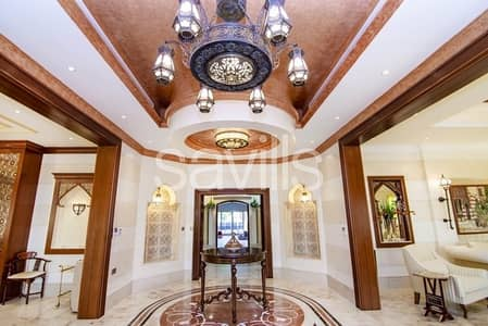 7 Bedroom Villa for Sale in Sharqan, Sharjah - Luxury villa with custom-made furniture