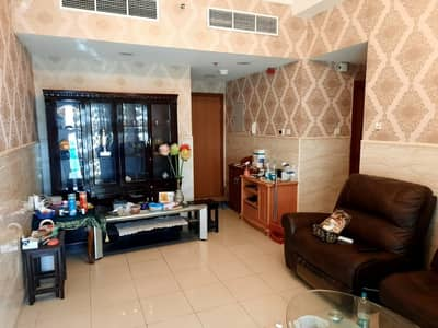 2 Bedroom Flat for Sale in Ajman Downtown, Ajman - full open view with parking
