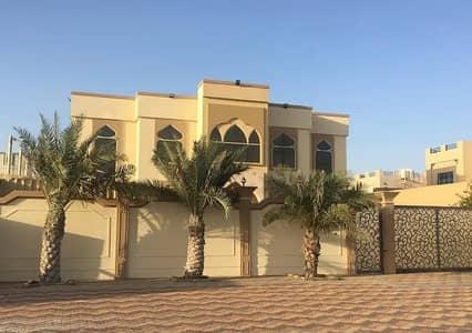 5 Bedroom Villa for Sale in Al Hamidiyah, Ajman - For citizens only, a super deluxe villa for sale in Al Hamidiyah