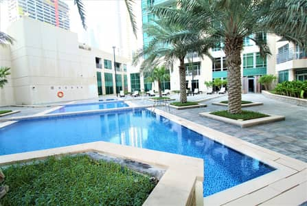 1 Bedroom Flat for Rent in Downtown Dubai, Dubai - Best  Spacious Unfurnished Unit|Book Now!
