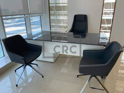 Office for Sale in Jumeirah Lake Towers (JLT), Dubai - Fitted Furnished Space | J & G  Building