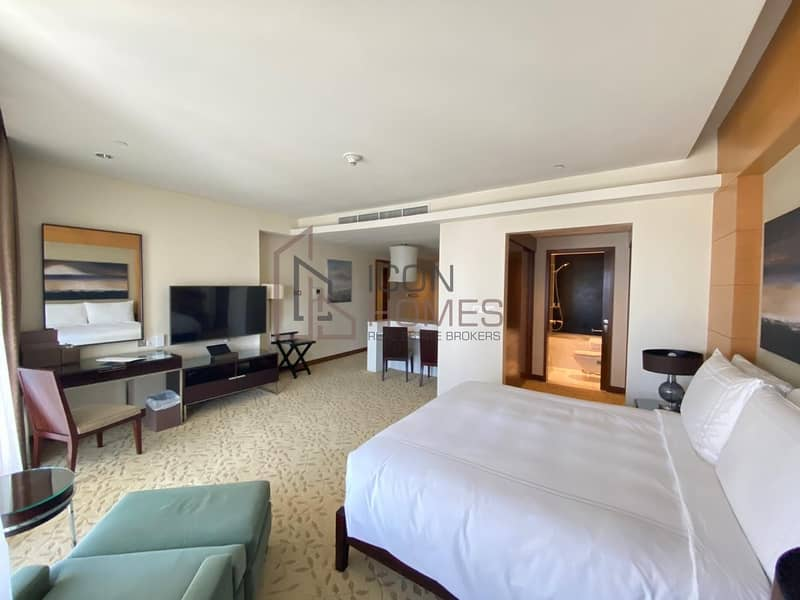 Luxurious | Fully Furnished | Downtown | Best Price
