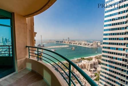 فلیٹ 4 غرف نوم للبيع في دبي مارينا، دبي - Marina CrownI4 Bed+MaidsI Amazing views