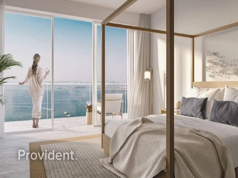 2 Rare Unit|Corner 2 Bed with Full Sea View|Resale