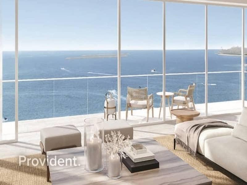 Rare Unit|Corner 2 Bed with Full Sea View|Resale