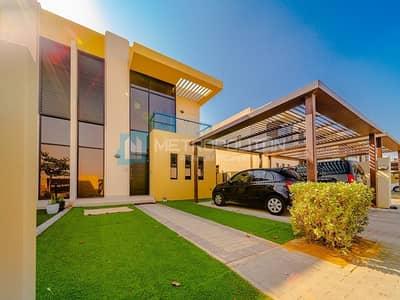 3 Bedroom Villa for Sale in DAMAC Hills (Akoya by DAMAC), Dubai - THM Corner Plot Near to Football Ground Skate Park