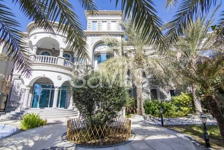 5 Bedroom Villa for Sale in Sharqan, Sharjah - Luxury villa with garden and swimming pool