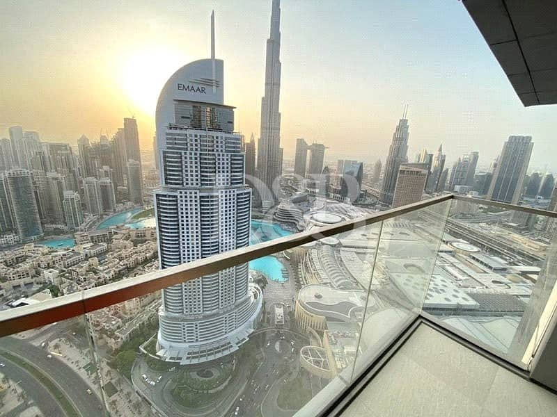 1 Stunning Burj  View |  2 Bed | 05 series