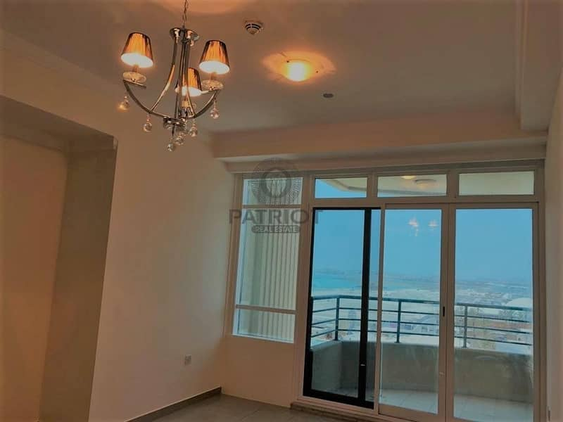 2 Sea View l Spacious l One Bedroom l Unfurnished