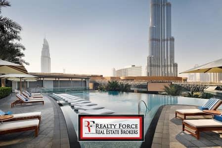 فلیٹ 4 غرف نوم للبيع في وسط مدينة دبي، دبي - BURJ KHALIFA VIEW | HIGH FLOOR | PRICE REDUCED