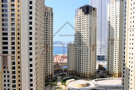 Stunning 2 BR | Unfurnished | Sea View