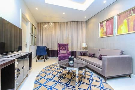 1 Bedroom Flat for Sale in Downtown Dubai, Dubai - Furnished 1BR | Canal View | Rented | High Floor