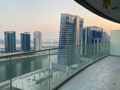 1 Bedroom Flat for Rent in Business Bay, Dubai - Canal View | Luxurious Furnished | 1BR Apartment  | Largest Balcony