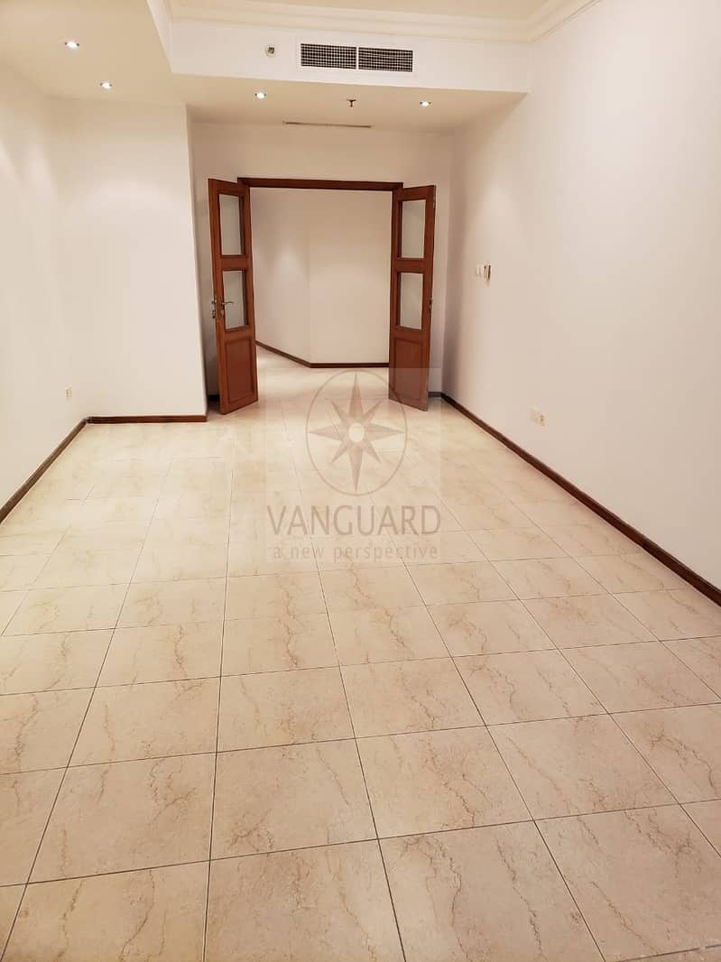 2 Well Maintained Unfurnished 3 Bedroom + Maid's Room in Cluster R