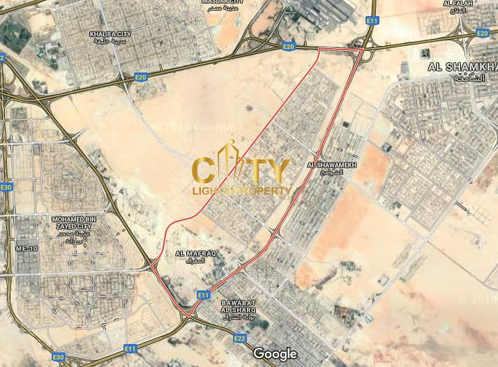 2 Commercial Land on a Good Location