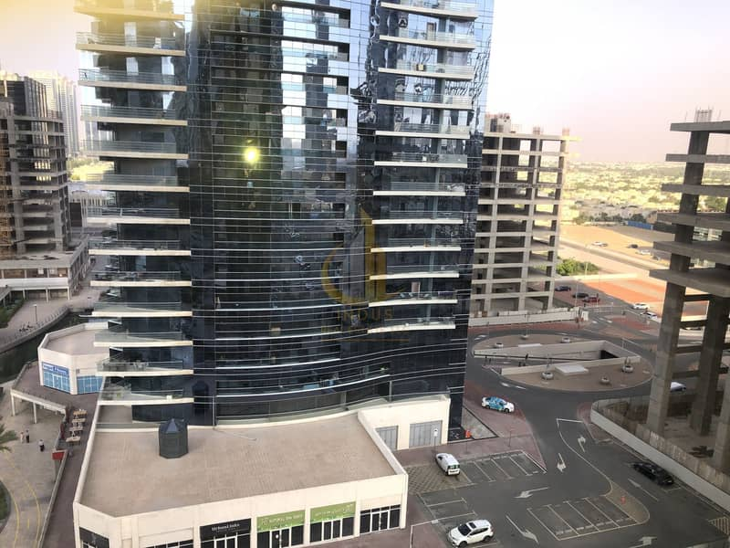 Amazing Fully Furnished Spacious Office in Gold Tower JLT!