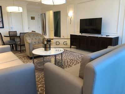 شقة 1 غرفة نوم للايجار في وسط مدينة دبي، دبي - FULLY SERVICED/ BEST PRICE/ HUGE LAYOUT