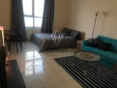 استوديو  للايجار في أبراج بحيرات الجميرا، دبي - Lovely Fully Furnished | Studio | Higher Floor | Armada Tower 1-JLT