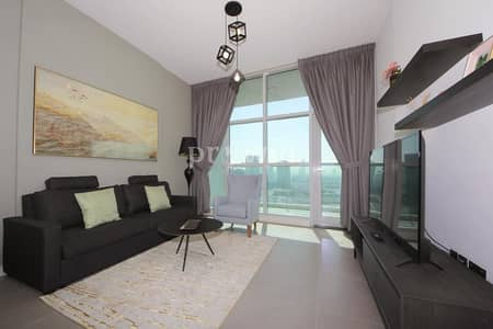 2 Bedroom Flat for Sale in Jumeirah Village Circle (JVC), Dubai - Modernised 2br with Semi Closed Kitchen | 4% DLD Waiver | Ready to move in