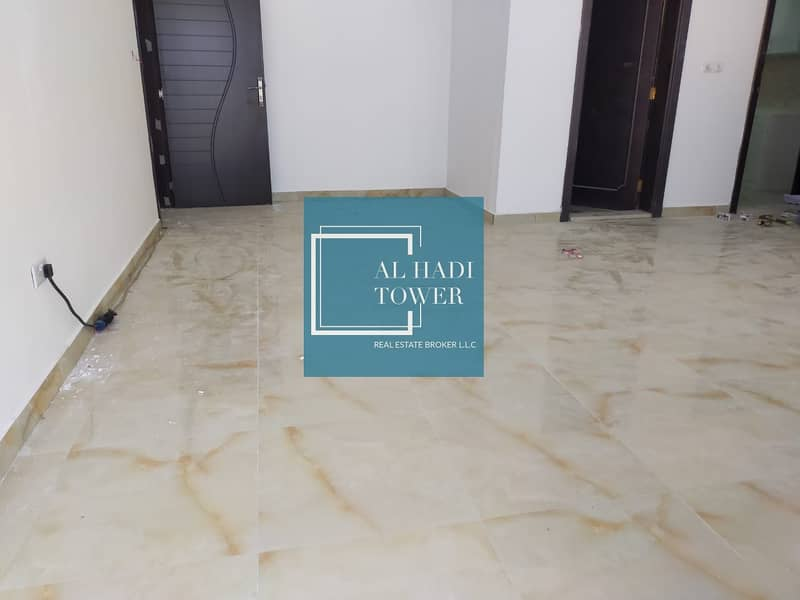 2 Newly Build 2 BHK apartment in MBZ ready to transfer