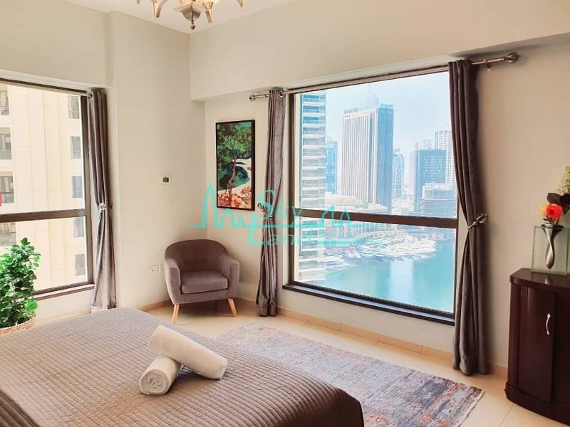 7 Amazing Sea view | Furnished apartment | Motivated seller