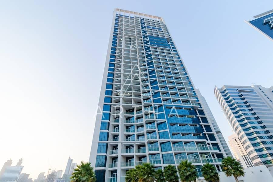29 High Floor  Luxury Living   with Balcony